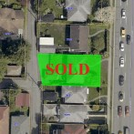 JUST SOLD Marpole Development Site RM9N Zoning – 7849 Granville St. Vancouver