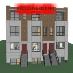 Exclusive Listing – 2433 W Broadway Vancouver – Kitsilano – 5 Unit Townhouse Development Site Ready To Build
