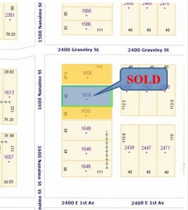 Grandview Woodland Development SITE SOLD