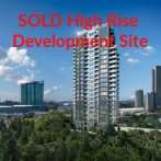 Recently SOLD – 13852 13868 101 Ave Surrey, BC – High Rise Development Site with permits