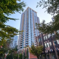 Just Listed Yaletown Park – 2303 – 928 Homer St. Vancouver, BC – 1bed 1bath